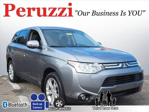 2014 Mitsubishi Outlander for sale in Fairless Hills PA