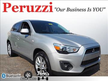 2014 Mitsubishi Outlander Sport for sale in Fairless Hills PA