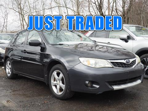 used 2008 subaru impreza for sale in pennsylvania. Black Bedroom Furniture Sets. Home Design Ideas