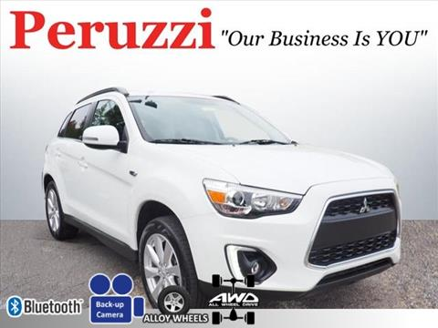2015 Mitsubishi Outlander Sport for sale in Fairless Hills PA