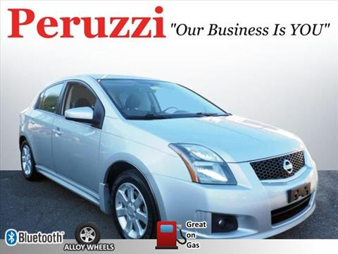 2011 Nissan Sentra for sale in Fairless Hills PA