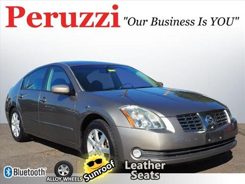 2006 Nissan Maxima for sale in Fairless Hills, PA
