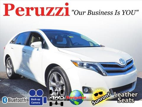 2015 Toyota Venza for sale in Fairless Hills, PA