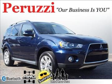 2012 Mitsubishi Outlander for sale in Fairless Hills, PA