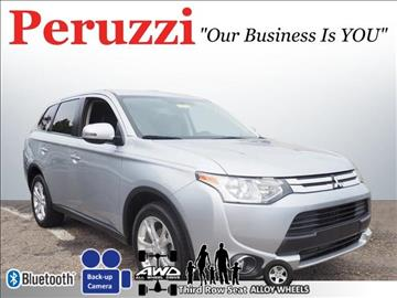 2015 Mitsubishi Outlander for sale in Fairless Hills, PA