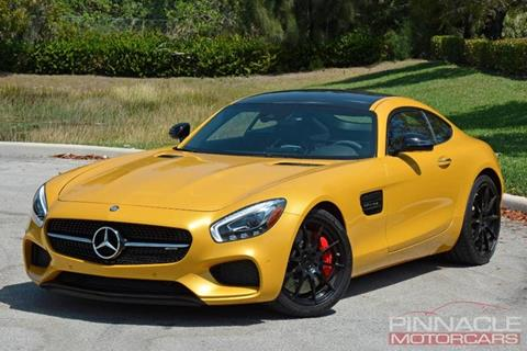 2016 Mercedes-Benz AMG GT For Sale in Florida - Carsforsale.com®