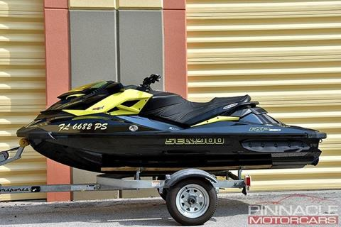 2013 Sea-Doo RXP X260
