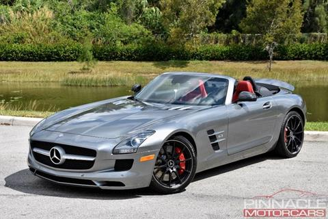 2012 Mercedes Benz SLS AMG For Sale In Royal Palm Beach, FL