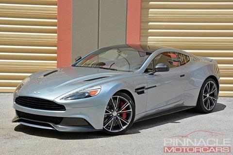2014 Aston Martin Vanquish for sale in West Palm Beach, FL