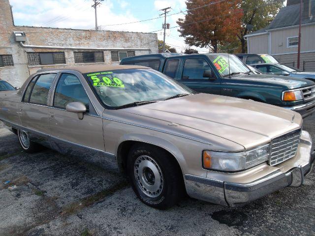 1993 cadillac fleetwood brougham sedan