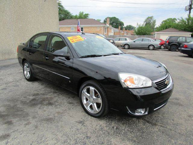 2007 chevrolet malibu ltz 4dr sedan melrose park il. Black Bedroom Furniture Sets. Home Design Ideas