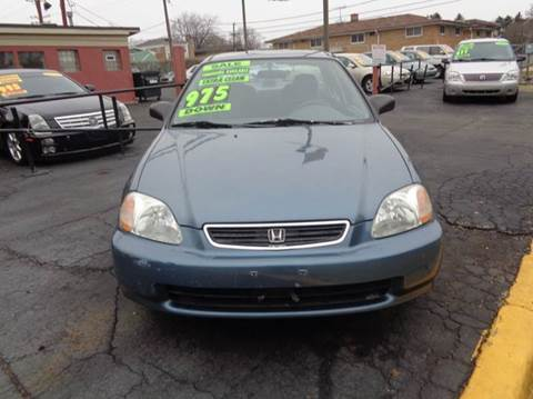 1998 Honda Civic for sale in Melrose Park, IL