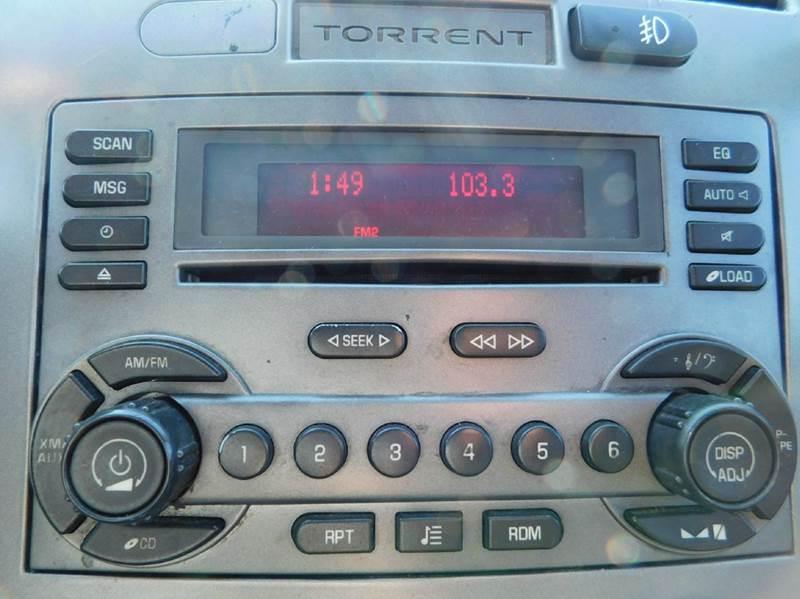 2006 Pontiac Torrent AWD 4dr SUV - Mattawan MI