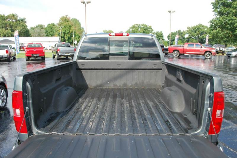 2011 Chevrolet Silverado 1500 4x4 LT 4dr Extended Cab 6.5 ft. SB - Mattawan MI