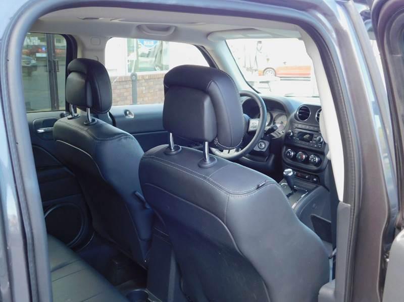 2015 Jeep Patriot 4x4 Latitude 4dr SUV - Mattawan MI