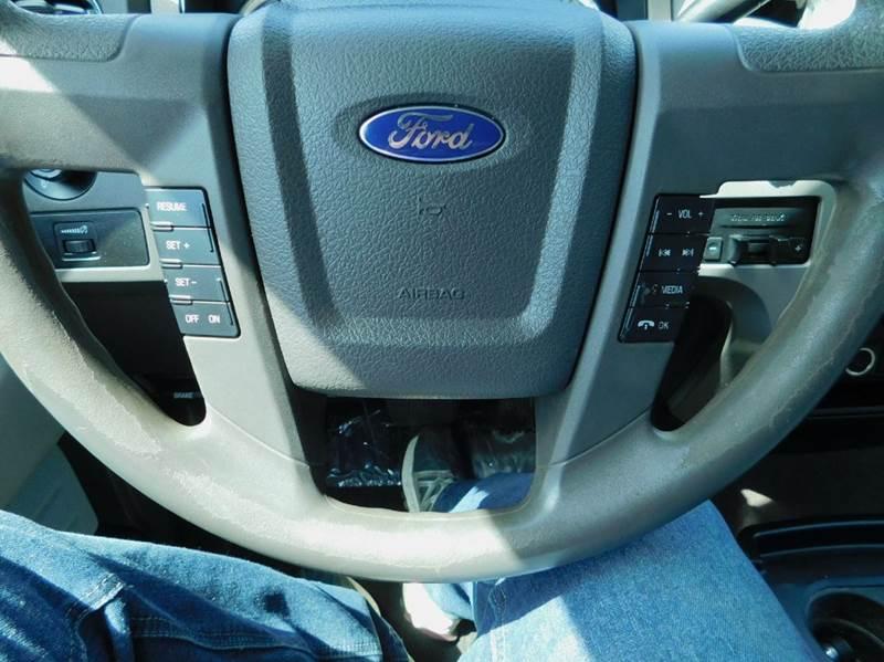 2010 Ford F-150 4x4 XLT 4dr SuperCab Styleside 8 ft. LB - Mattawan MI