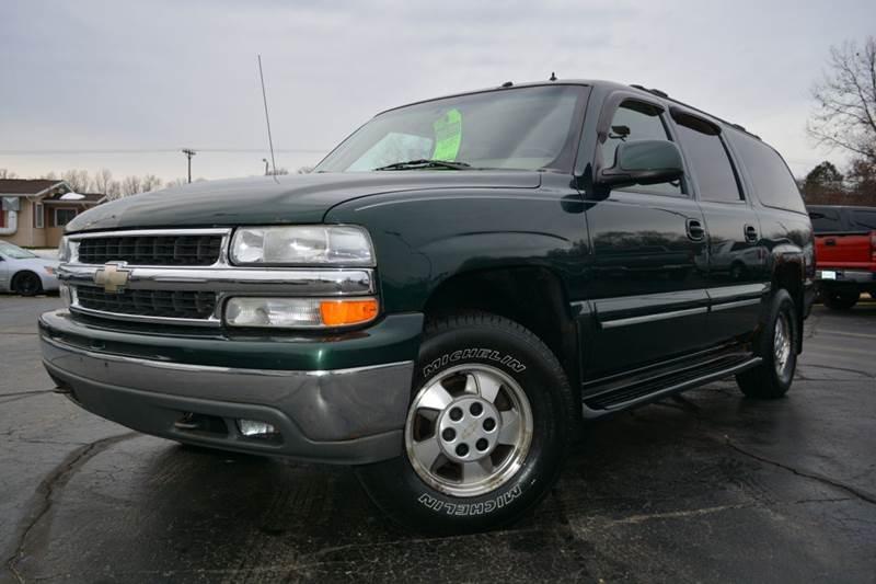 2002 chevrolet suburban 1500 lt 4wd 4dr suv in mattawan mi west point auto sales. Black Bedroom Furniture Sets. Home Design Ideas
