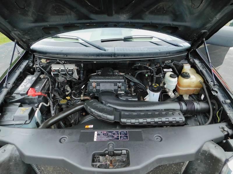 2005 Ford F-150 4dr SuperCrew XLT 4WD Styleside 5.5 ft. SB - Mattawan MI