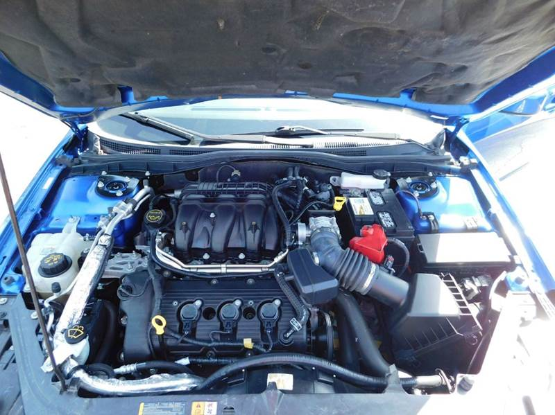 2012 Ford Fusion SEL 4dr Sedan - Mattawan MI