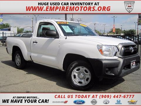 2014 Toyota Tacoma for sale in Montclair, CA