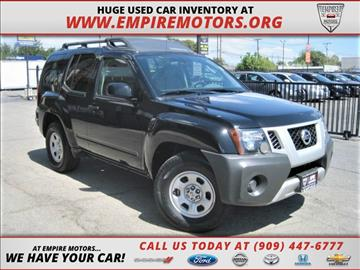 2011 Nissan Xterra for sale in Montclair, CA