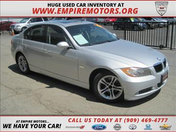 2008 BMW 3 Series for sale in Montclair, CA