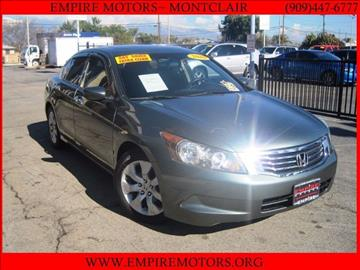 2010 Honda Accord for sale in Montclair, CA