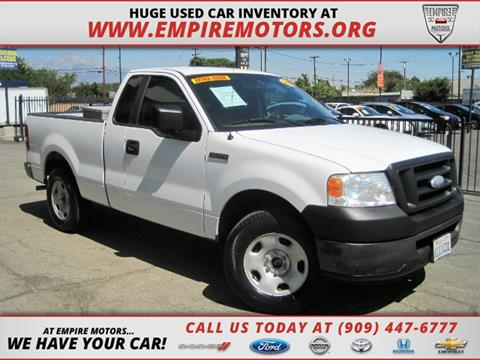 2007 Ford F-150 for sale in Montclair CA
