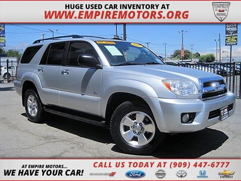 2009 Toyota 4Runner for sale in Montclair, CA