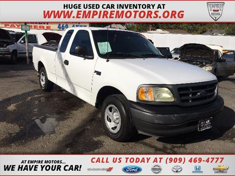 2002 Ford F-150 for sale in Montclair CA