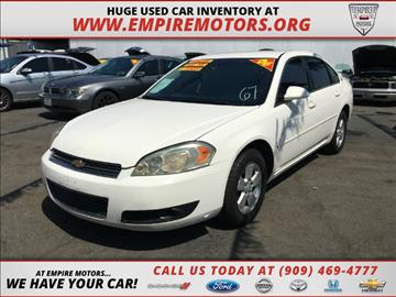 2006 Chevrolet Impala for sale in Montclair, CA