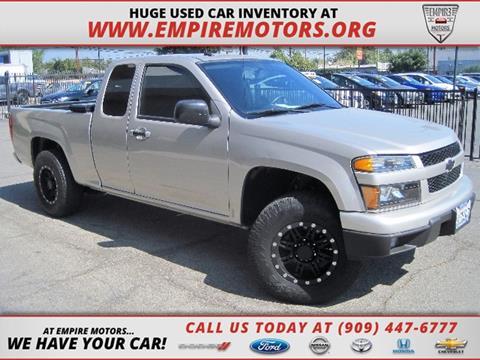 2009 Chevrolet Colorado for sale in Montclair CA