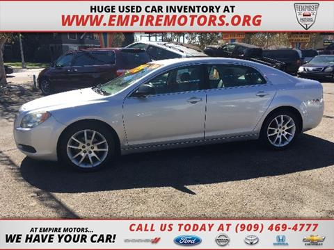 2010 Chevrolet Malibu for sale in Montclair CA