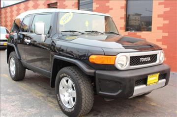 2008 Toyota FJ Cruiser for sale in Everett, WA