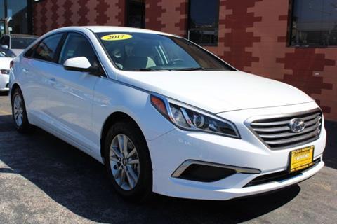 2017 Hyundai Sonata for sale in Everett, WA