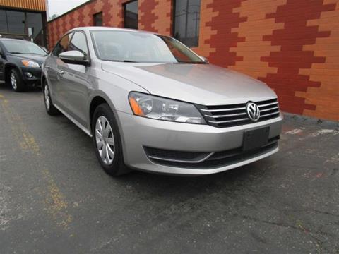 2012 Volkswagen Passat for sale in Everett, WA