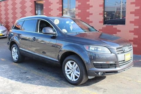 2009 Audi Q7 for sale in Everett, WA