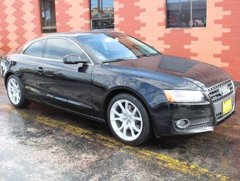2012 Audi A5 for sale in Everett, WA