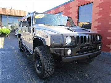 2004 HUMMER H2 for sale in Everett, WA