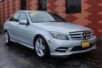 2011 Mercedes-Benz C-Class for sale in Everett, WA