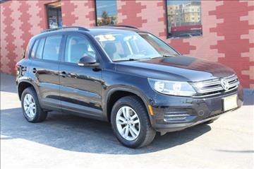 2015 Volkswagen Tiguan for sale in Everett, WA