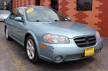 2002 Nissan Maxima for sale in Everett, WA