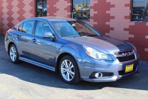 2013 Subaru Legacy for sale in Everett, WA