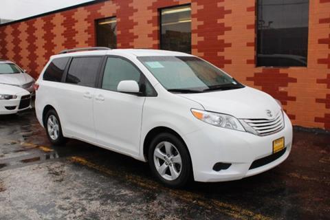 2015 Toyota Sienna for sale in Everett, WA
