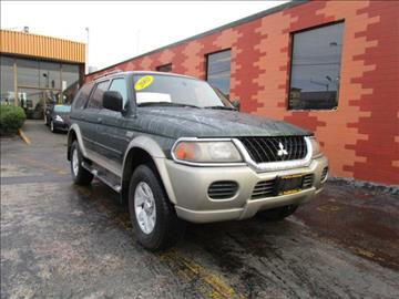 2002 Mitsubishi Montero Sport for sale in Seattle, WA