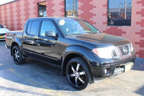 Nissan frontier for sale in everett wa for Clyde revord motors everett wa