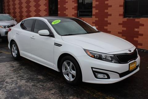 2014 Kia Optima for sale in Everett, WA