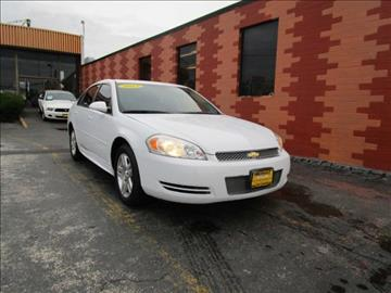 2013 Chevrolet Impala for sale in Everett, WA