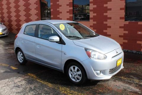 2015 Mitsubishi Mirage for sale in Everett, WA
