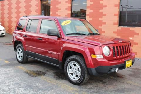 2016 Jeep Patriot for sale in Everett, WA